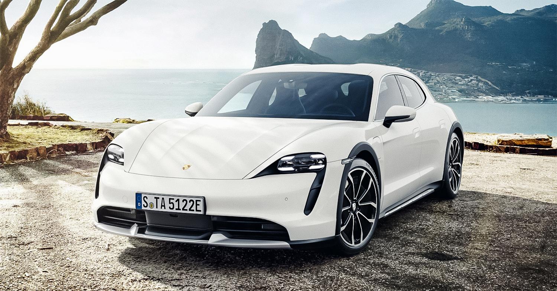 Porsche's Carbon Neutrality Plan Goes Beyond Electric Cars
