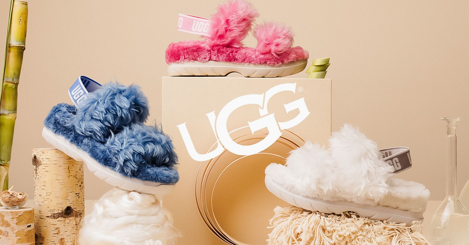Vegan Ugg Shoes Have Arrived and They're Made From Carbon-Neutral Materials