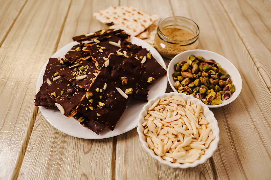 Vegan Passover Recipes to Make for a Two-Person Seder