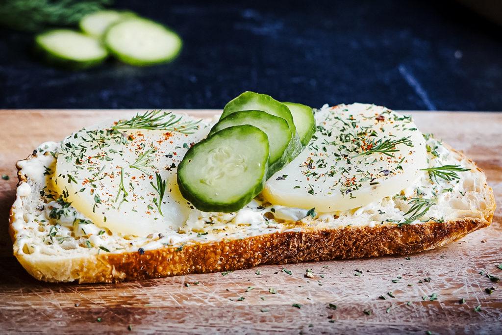 3 Vegan Sandwich Recipes That Don't Skimp on Decadence ft Algae Caviar