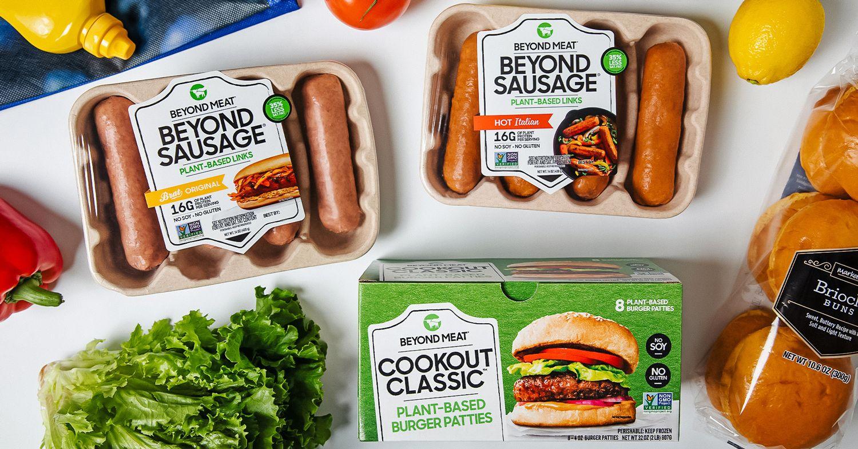 New at Walmart: Vegan Burger Value Packs and Italian Sausages