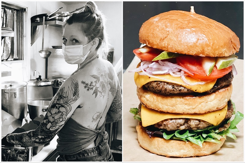 Inside Kelley Farm Kitchen, the Most Beloved Vegan Restaurant in America