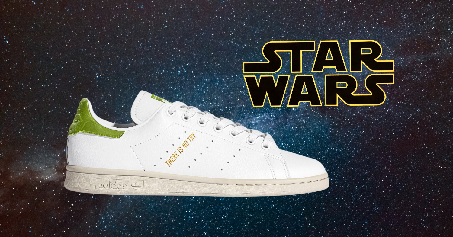 Adidas and Star Wars Join Forces for Yoda Stan Smith Shoes