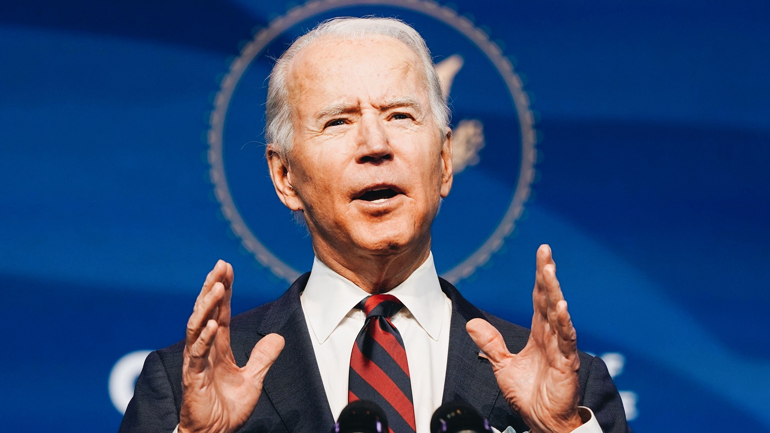 Biden Commits to Cutting U.S. Emissions In Half by 2030