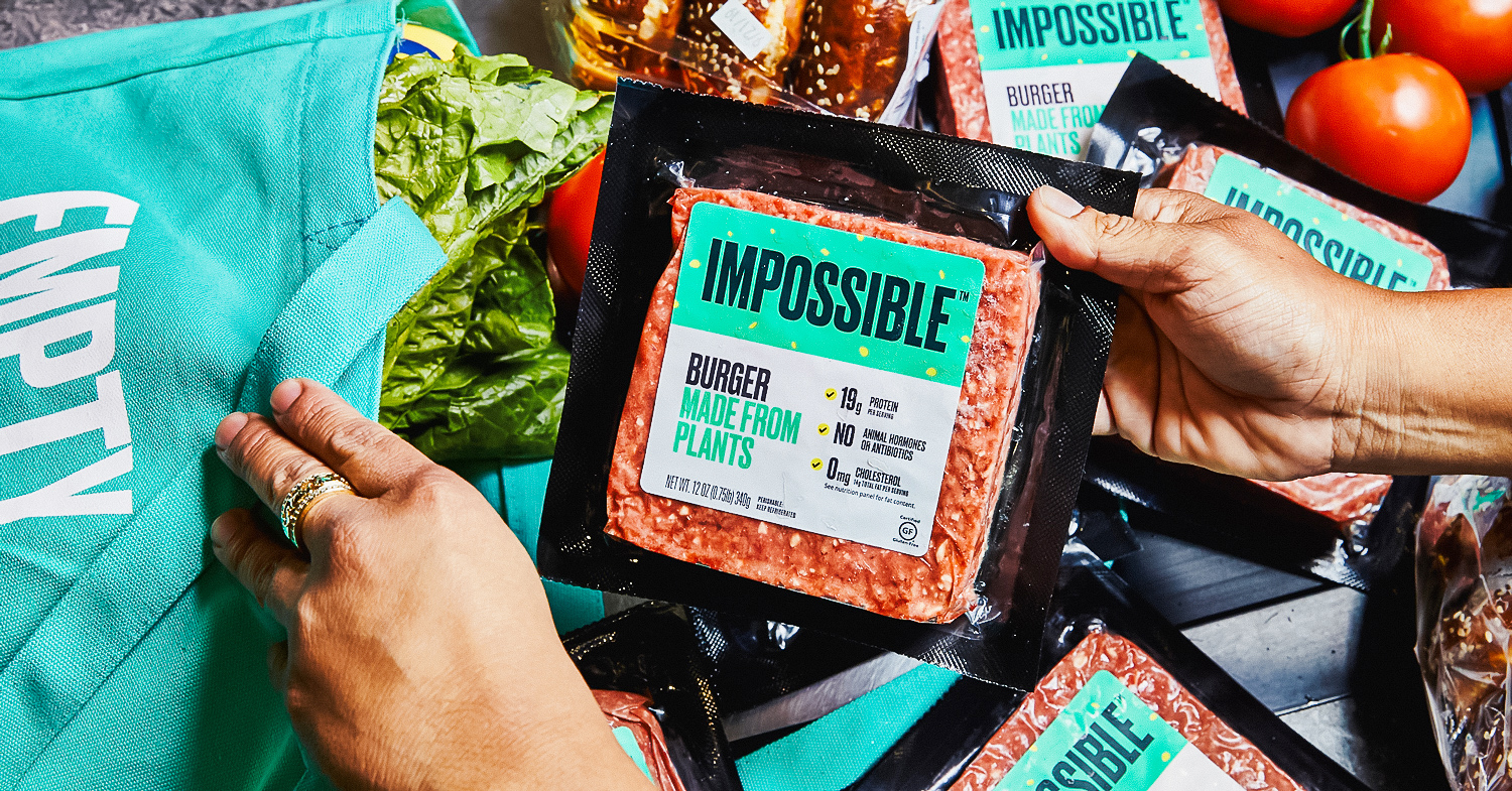 Impossible Foods Could Be Prepping for a $10 Billion IPO