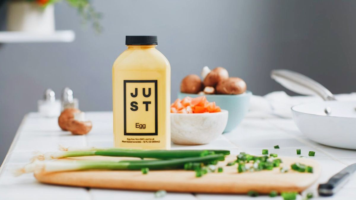 JUST Egg to Launch in Europe By End of Year