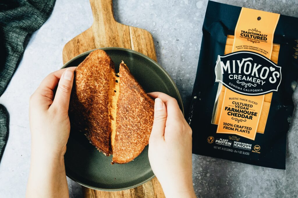Dairy-Free Does a Body Good: Why Miyoko's Is The Way Forward For This Olympian