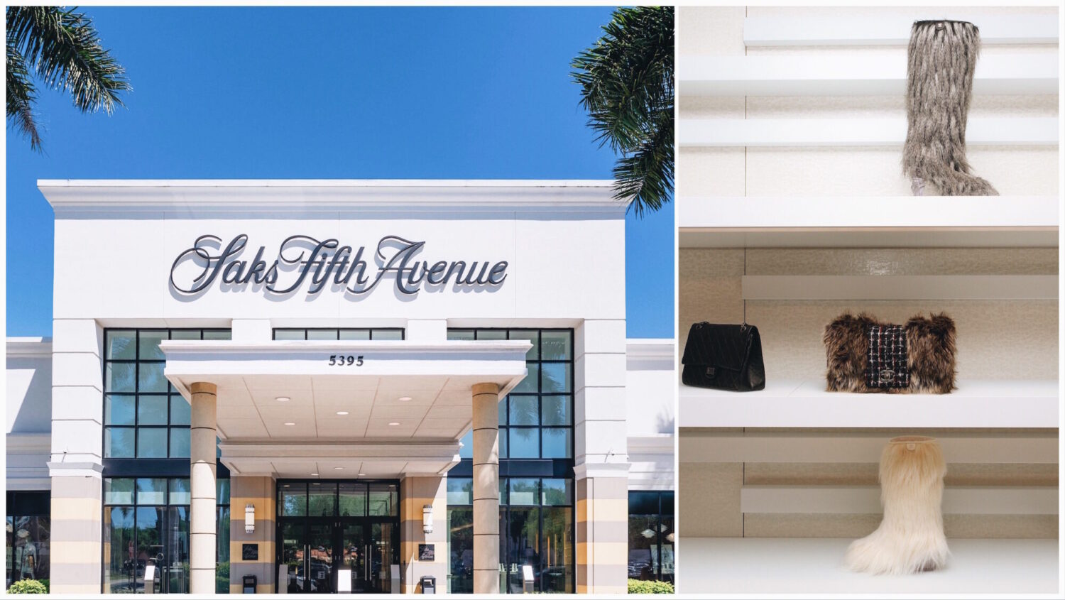 Saks Fifth Avenue Going Fur-Free!