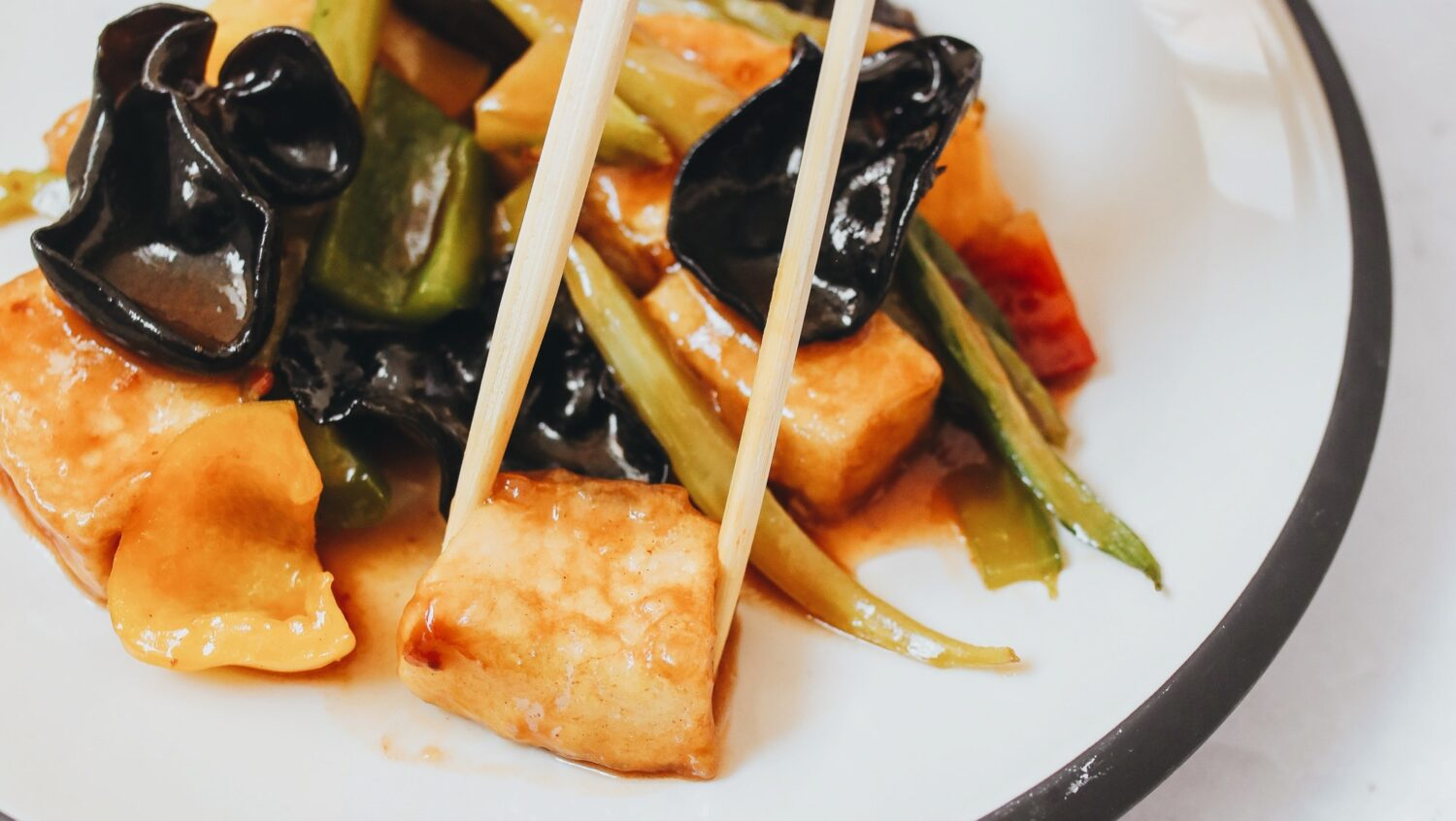 This Soy-Free Tofu Is Packed With Protein From Peas
