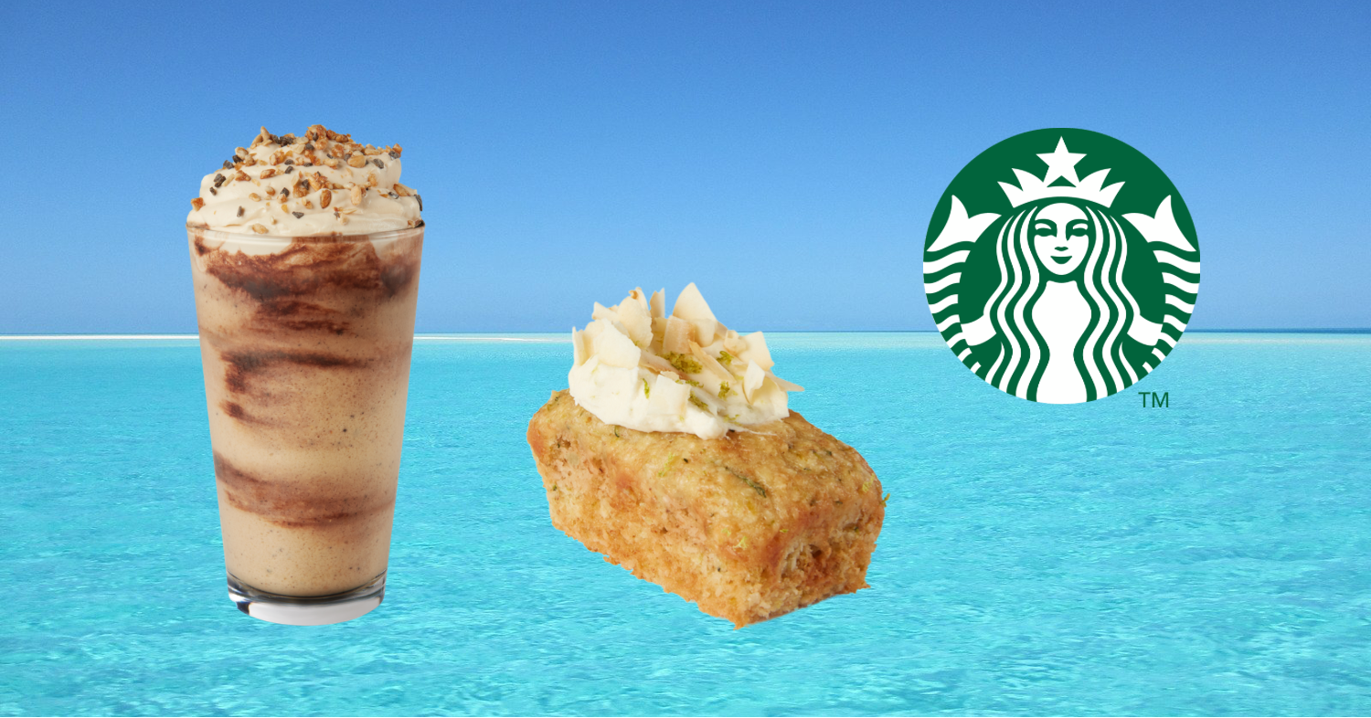 Starbucks' New Summer Menu Includes Vegan Cake and a Brownie Frappuccino