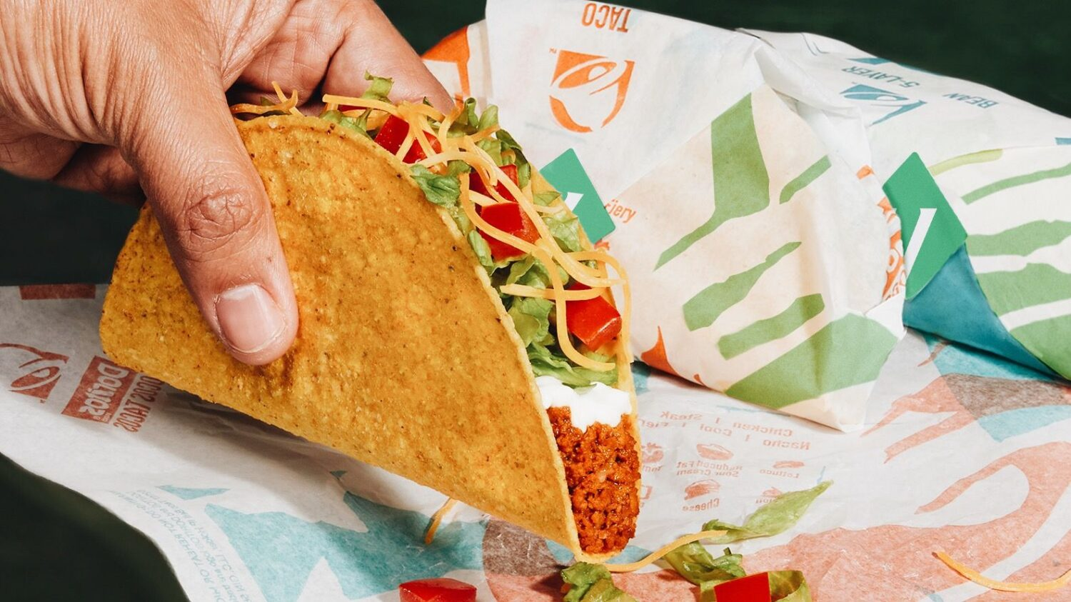 Taco Bell Is Trialing Vegan Beef. And That's Only the Beginning.
