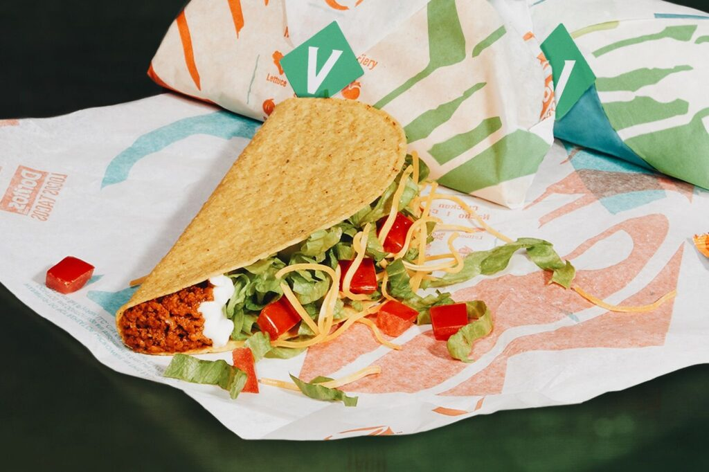 Taco Bell Is Trialing Vegan Beef and That's Only the Beginning