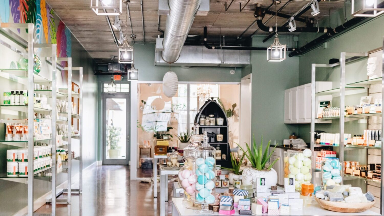 A Huge Vegan Beauty Store Is Opening in Boca Raton