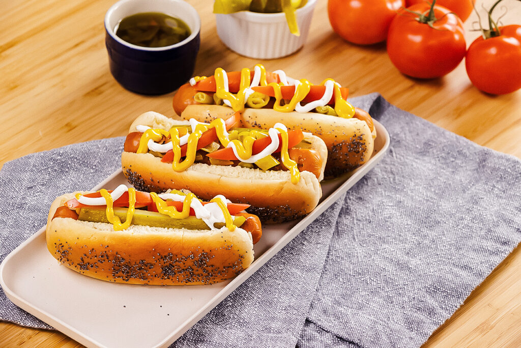 America's Favorite Baseball Stadium Hot Dogs Made Vegan