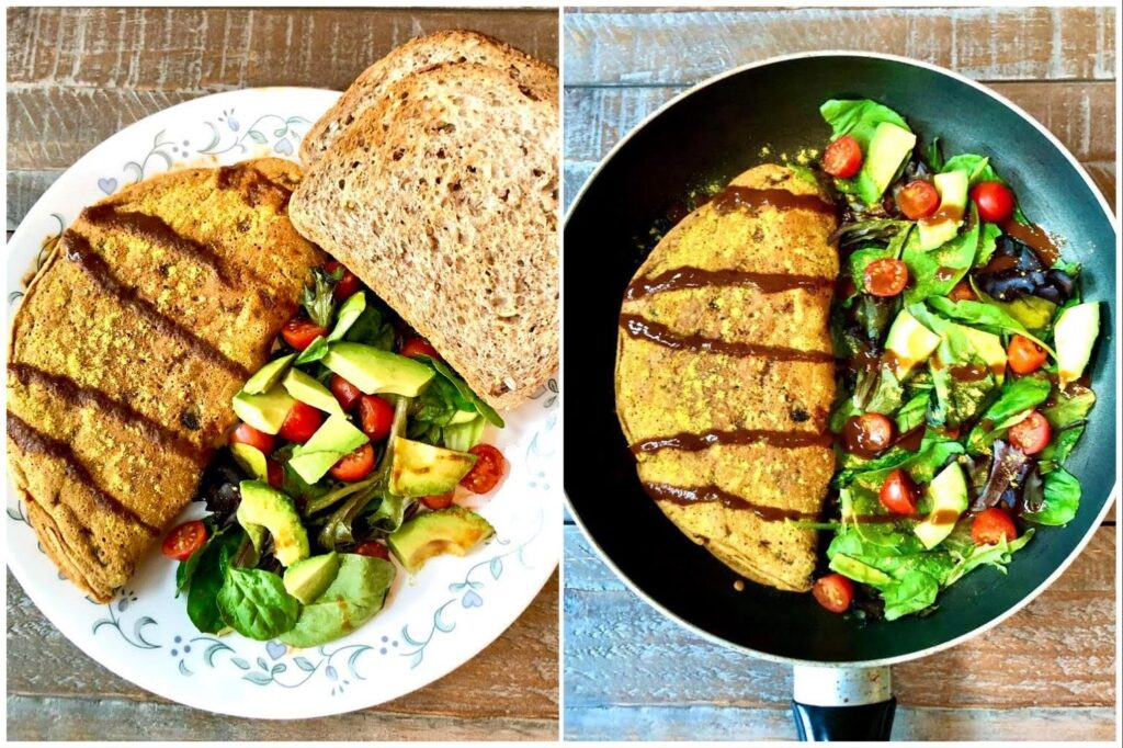Vegan Ramadan Recipes to Break Fast: Chickpea Omelet, Pakora, and More