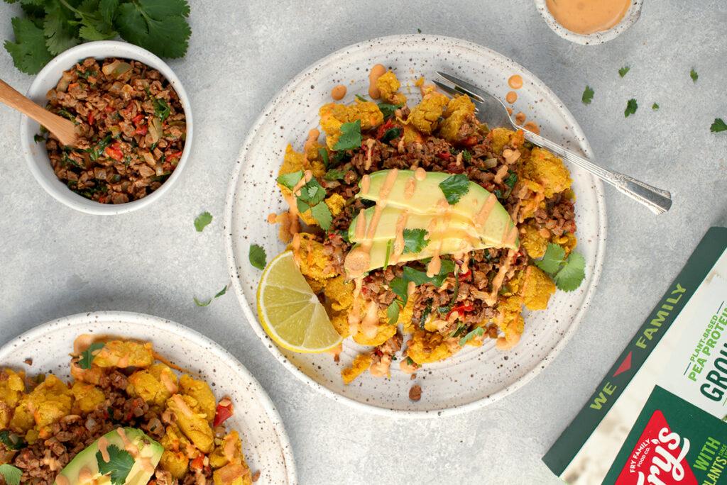 """考特尼·卡戴珊是""""95%的""""素食主义者。这是她一天吃的东西"""