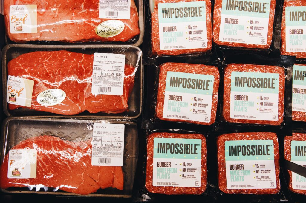 U.S. Households are Eating More Vegan Meat, Dairy, and Eggs Than Ever