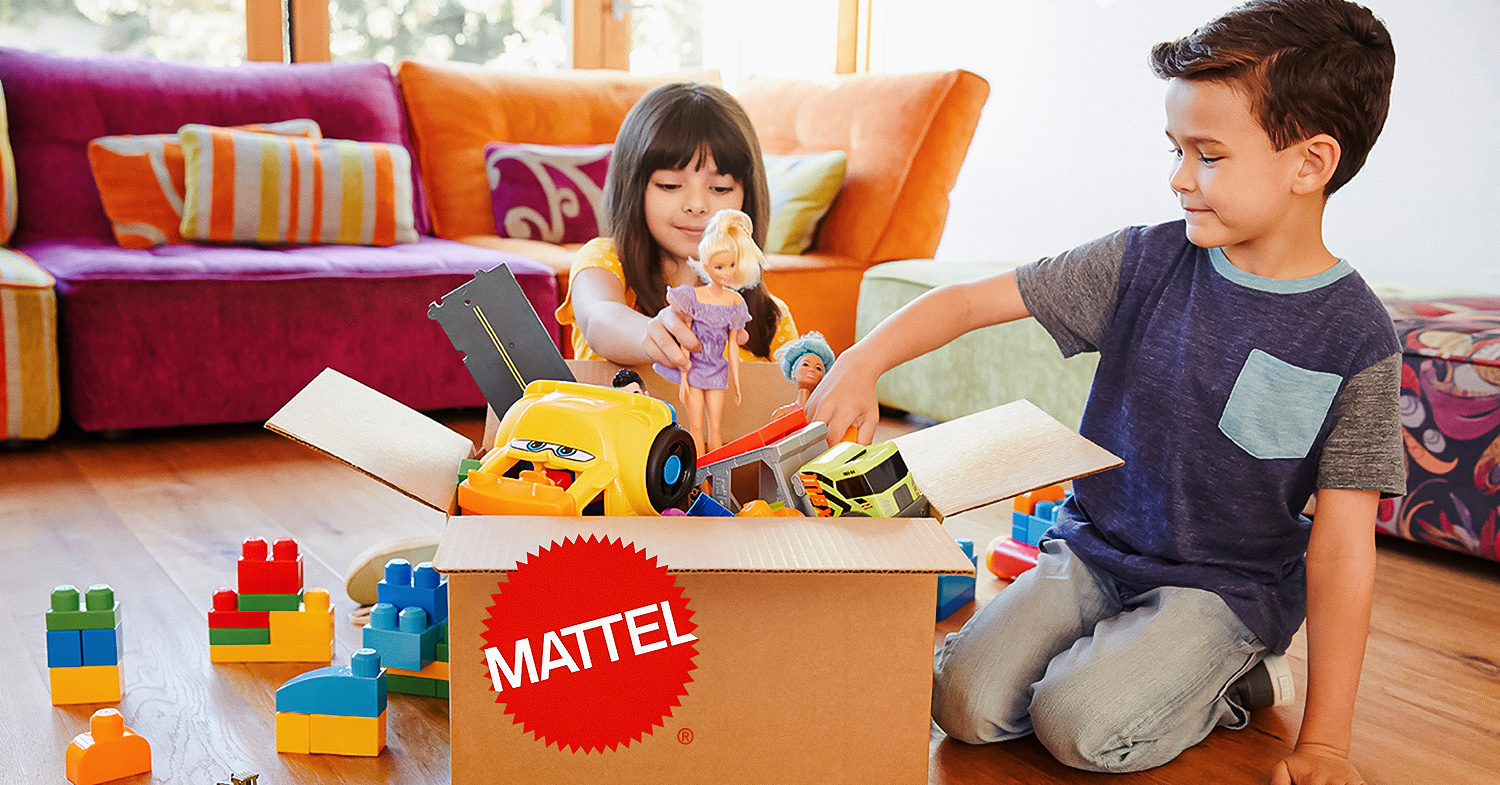Mattel Launches 'PlayBack' Recycling Program to Turn Old Toys Into New Ones