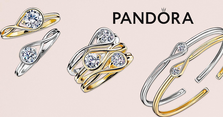 World's Largest Jeweler Pandora Pivots to Lab-Grown Diamonds