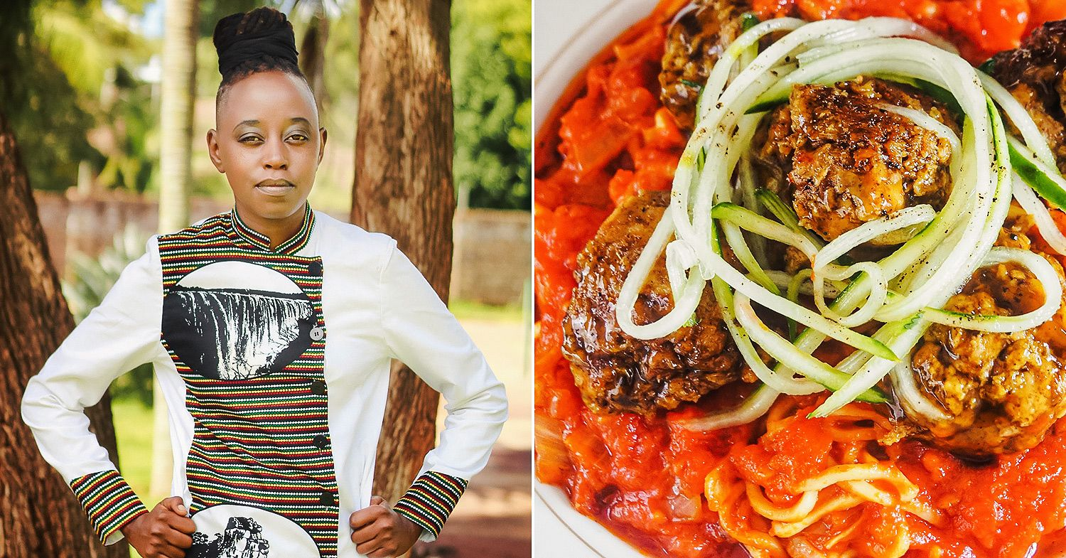 Meet the Chef Bringing Traditional Plant-Based Diets Back to Africa