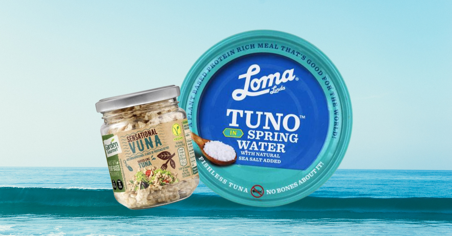 Both: Vegan Tuna Is Having a Moment. 5 Brands to Try Now.