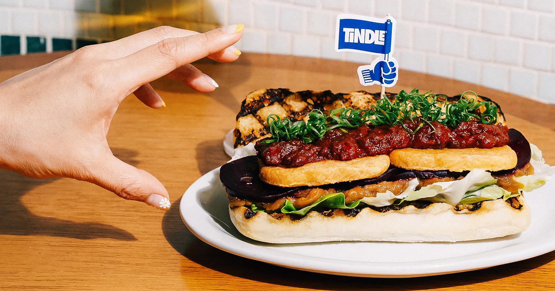 Tindle Vegan Chicken Lands at Hong Kong Michelin Starred Restaurant