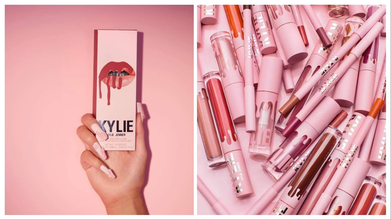 Kylie Cosmetics products