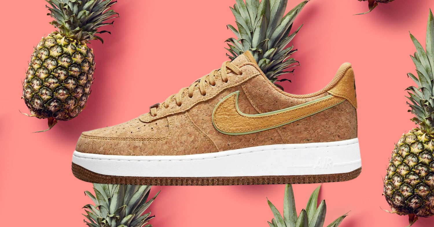 Nike's Happy Pineapple Collection Features 5 Styles Made With Vegan Leather