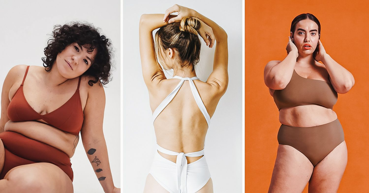It's Beach Season: FINALLY! Our Fave Sustainable Swimsuits for 2021