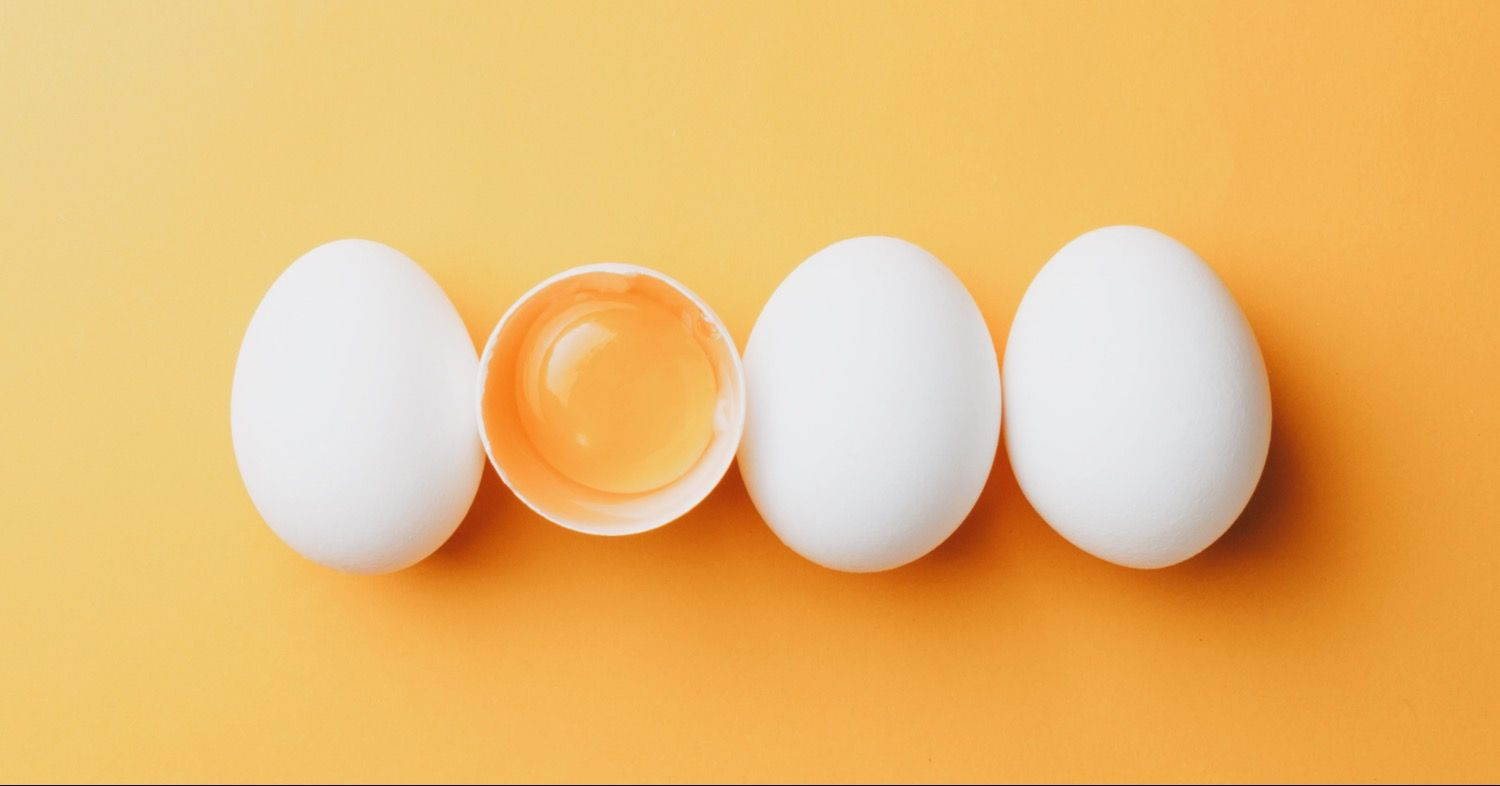 How the Vegan Eggs of the Future Are Made