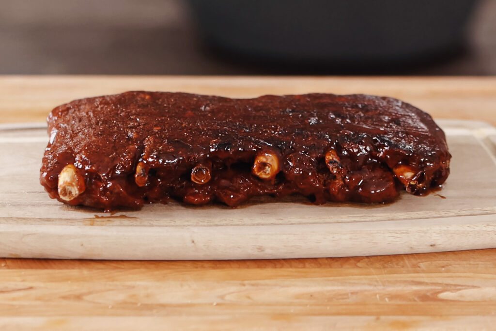 Get Your Grill On With These Bone-In Barbecue Vegan Ribs