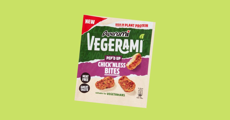 Veggie Peperami Chicken Bites Just Hit the Shelves