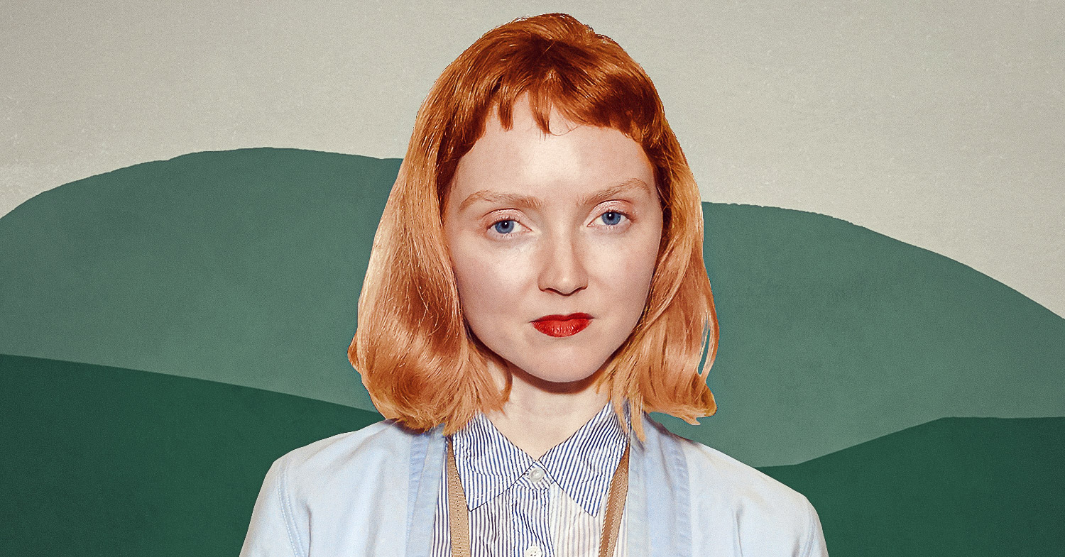 Lily Cole Talks Modeling, Sustainability, and the Future of Fashion