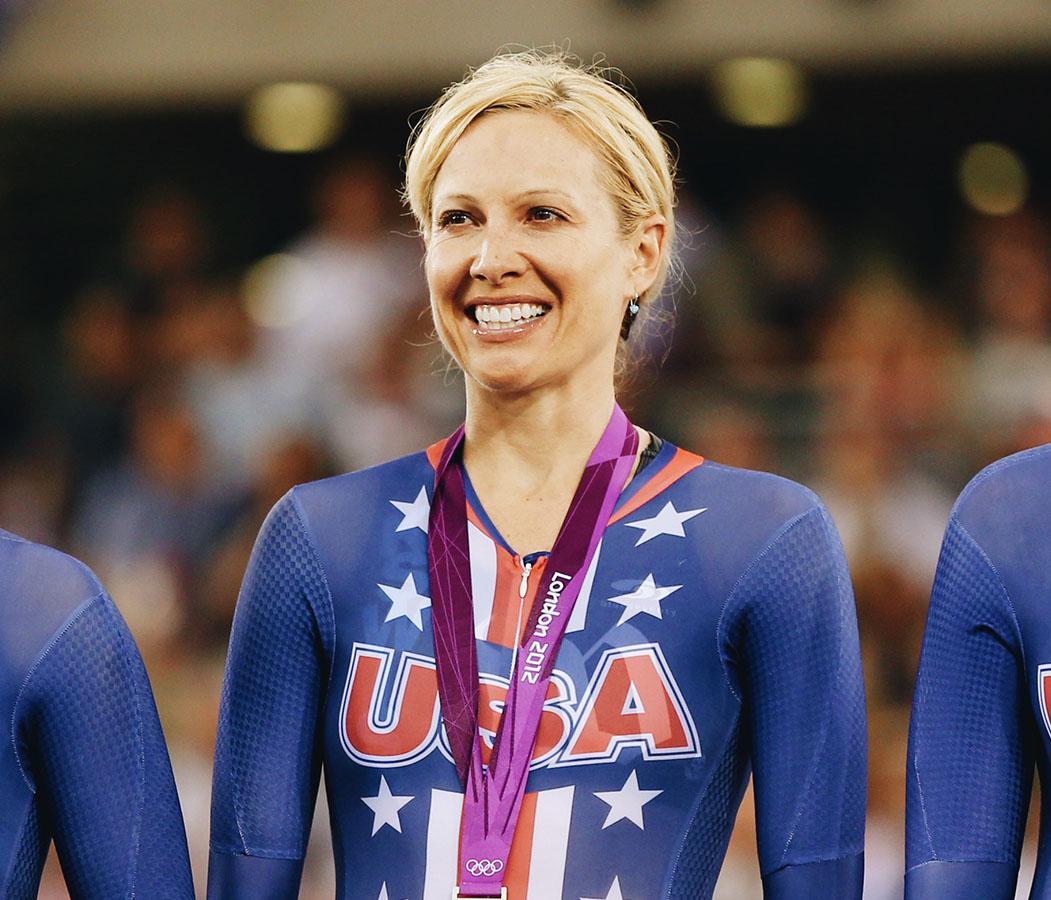 Dotsie Bausch, 2012 London Olympics
