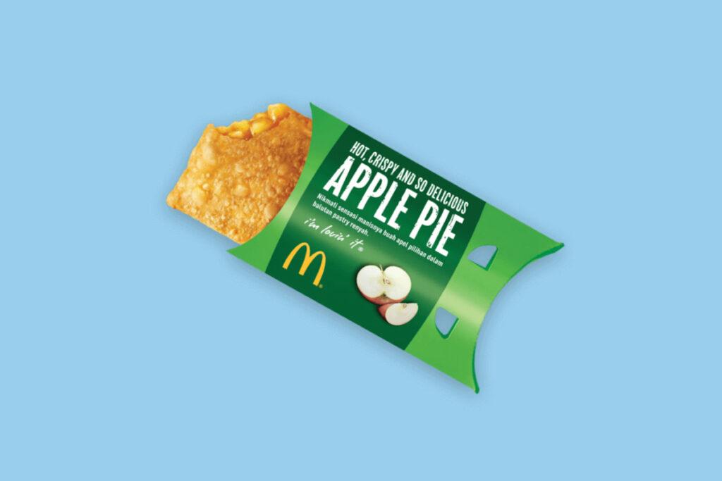 McDonald's vegan options