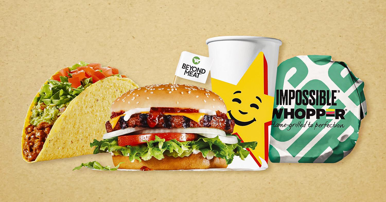 best vegan fast food
