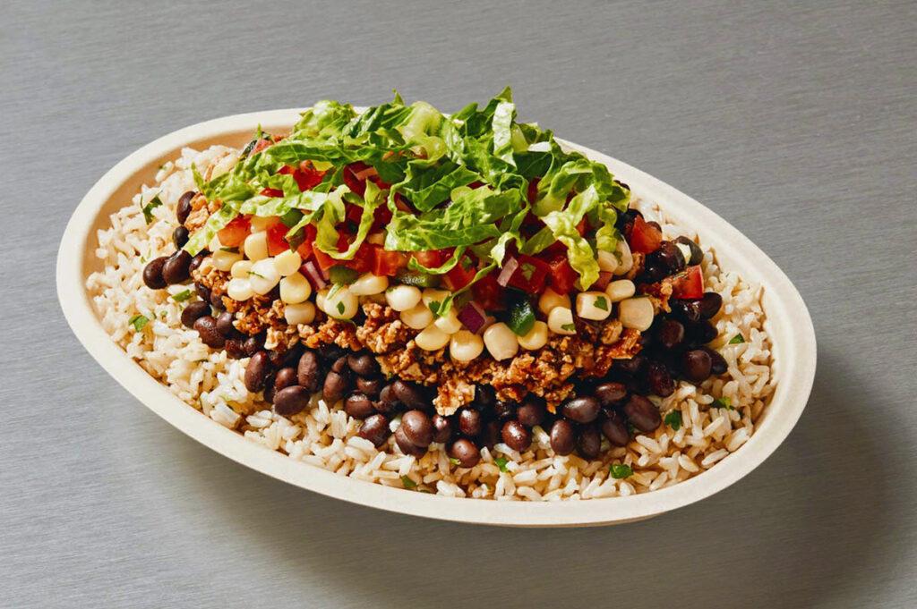 Chipotle vegan options