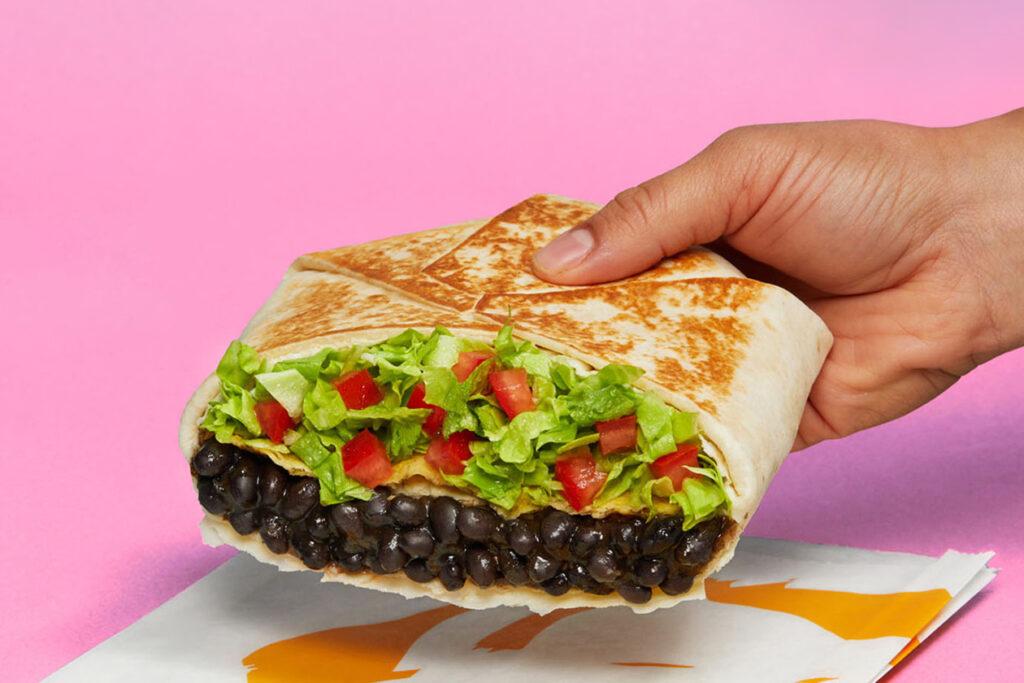 Taco Bell vegan options