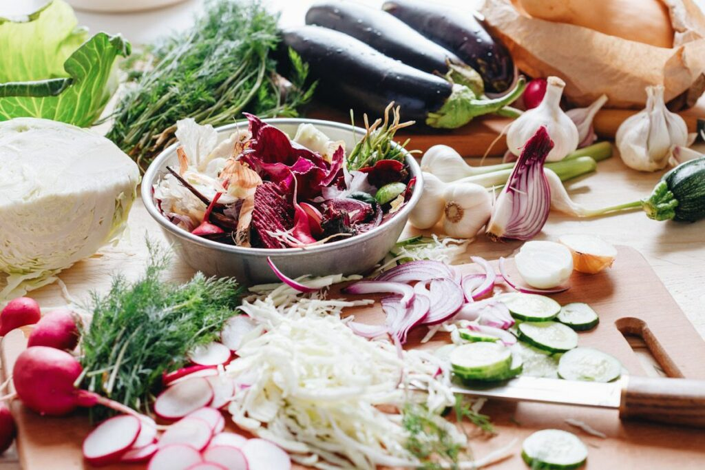 Seasonal eating can make your gut microbiome more diverse
