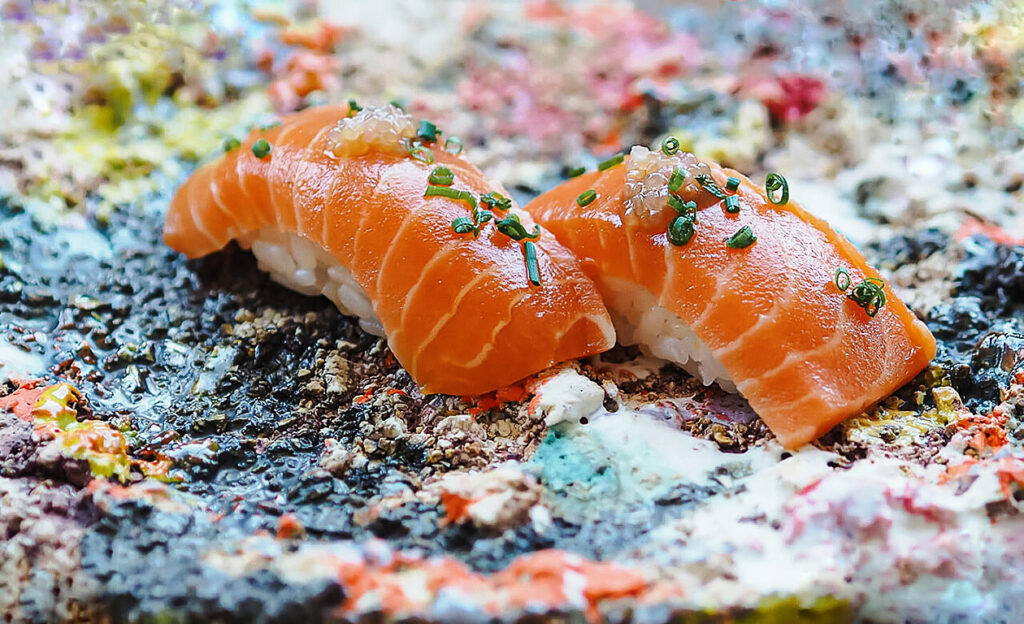 Wildtype cultured fish