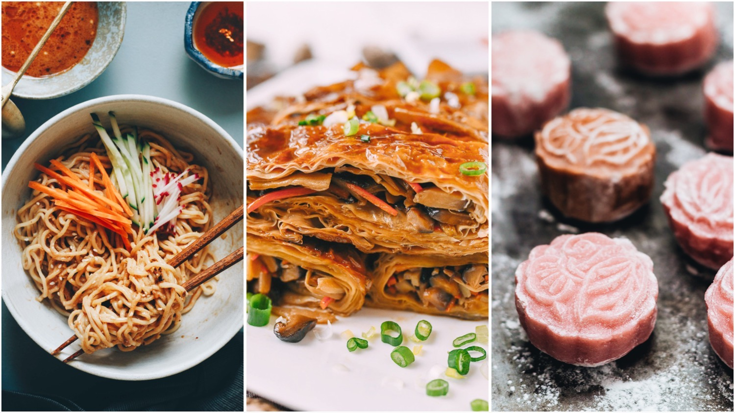 6 Recipes for the Mid-Autumn Festival, Made Vegan