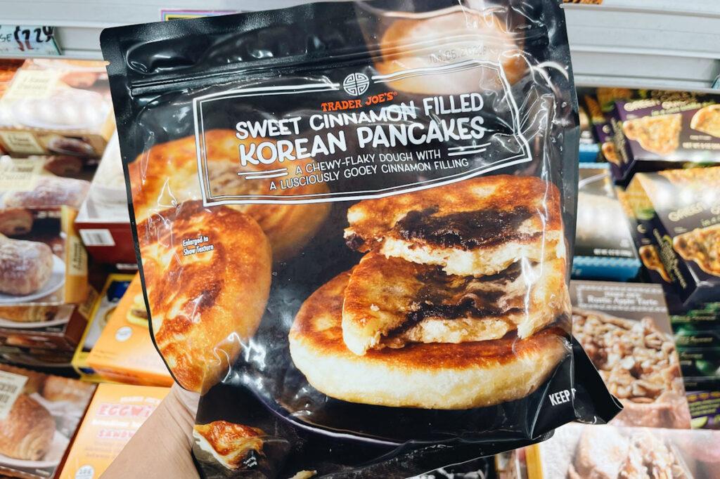 Trader Joe's Korean pancakes