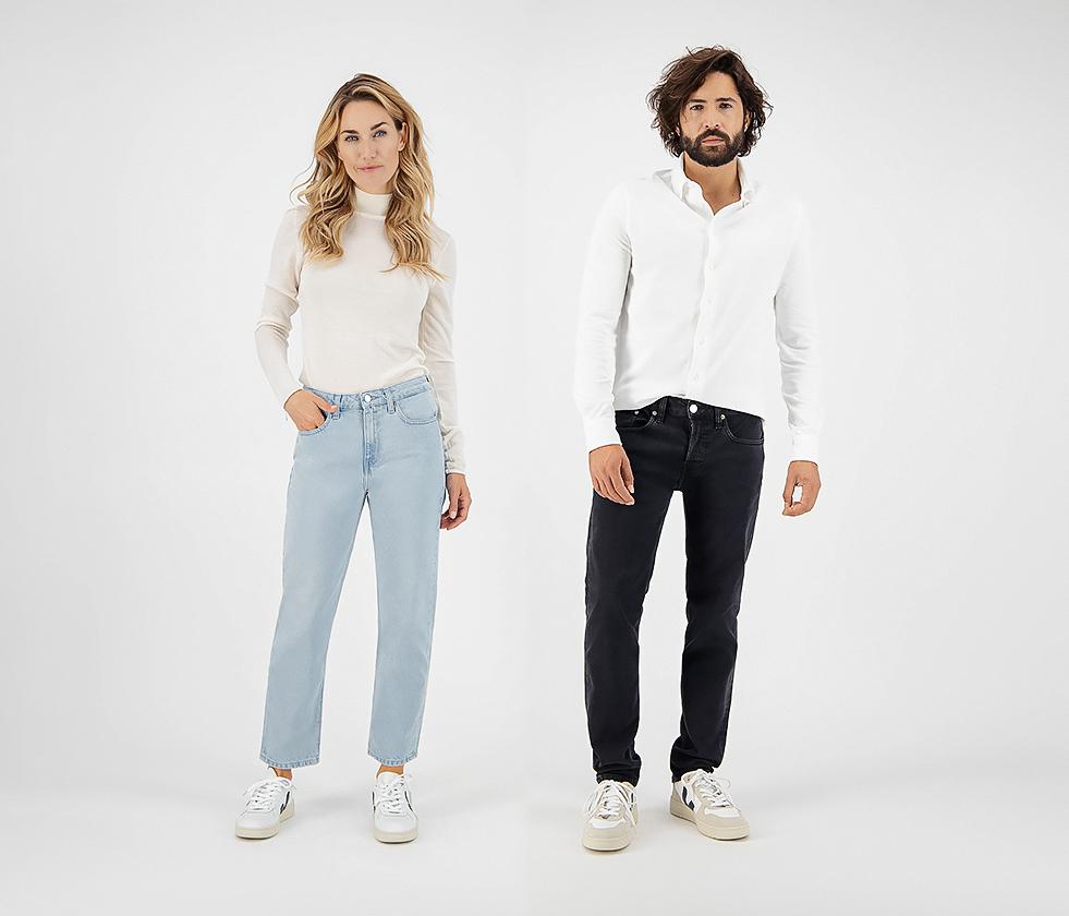 Denim: Swap Levi's for MUD Jeans