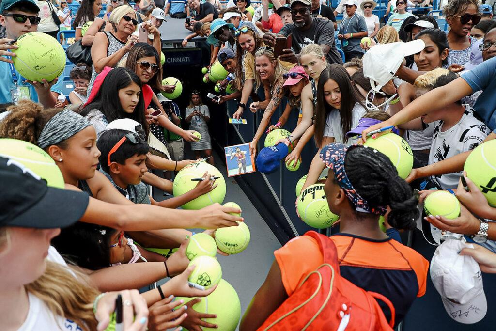 Venus Williams wellness