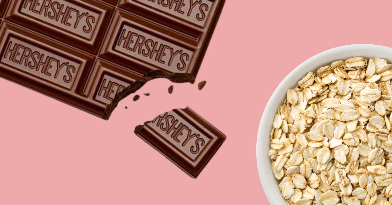 Hershey's vegan chocolate bar