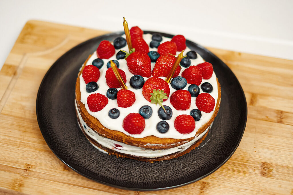 vegan birthday cake recipe
