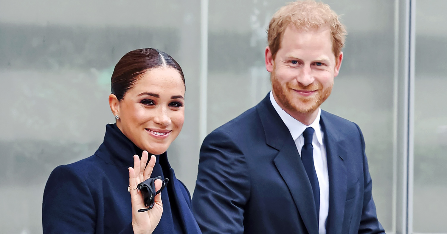 Prince Harry and Meghan Markle Want to Make Ethical Investing Cool