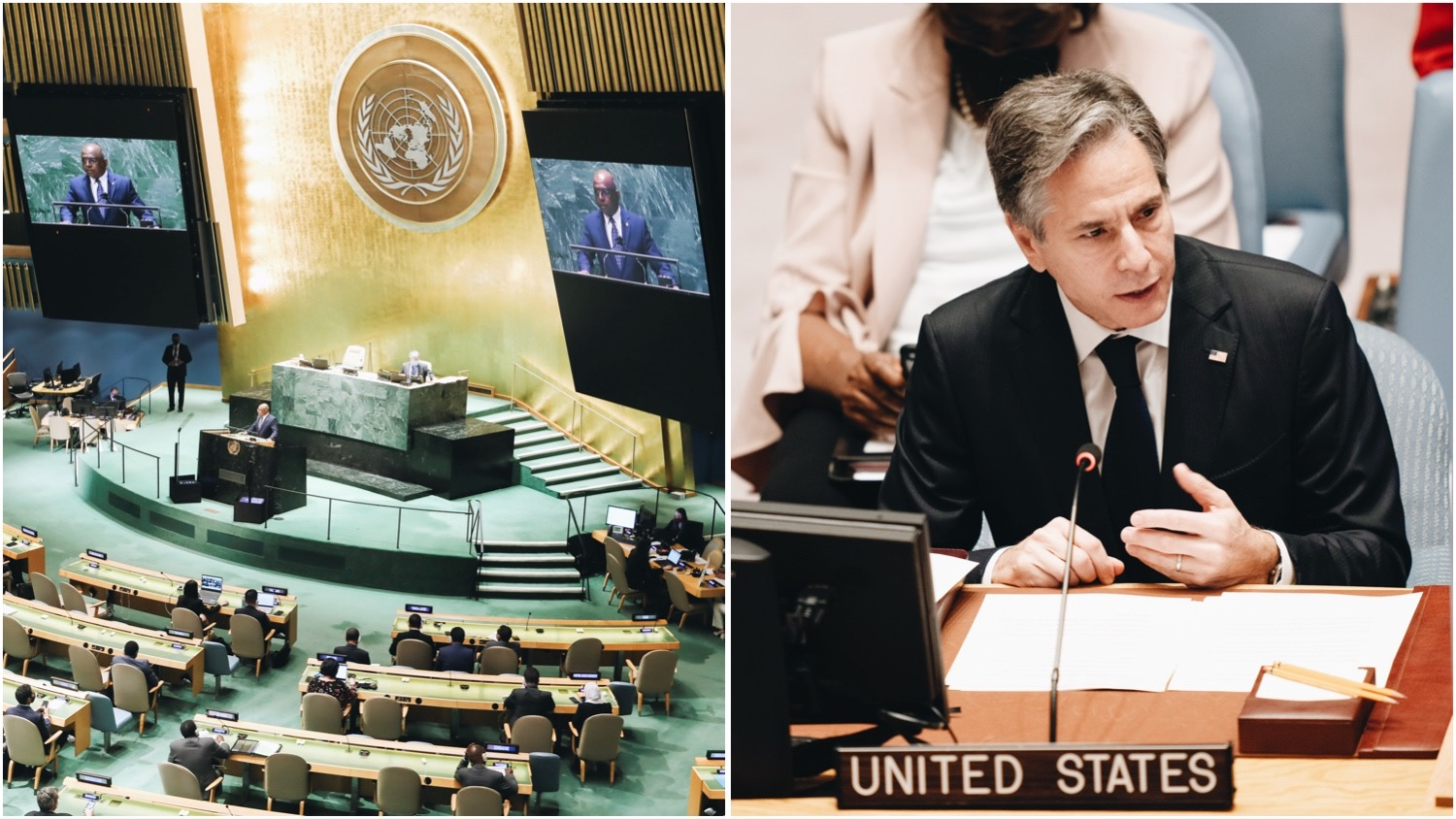 UN General Assembly 2021: Will Leaders' Actions Match Their Words?
