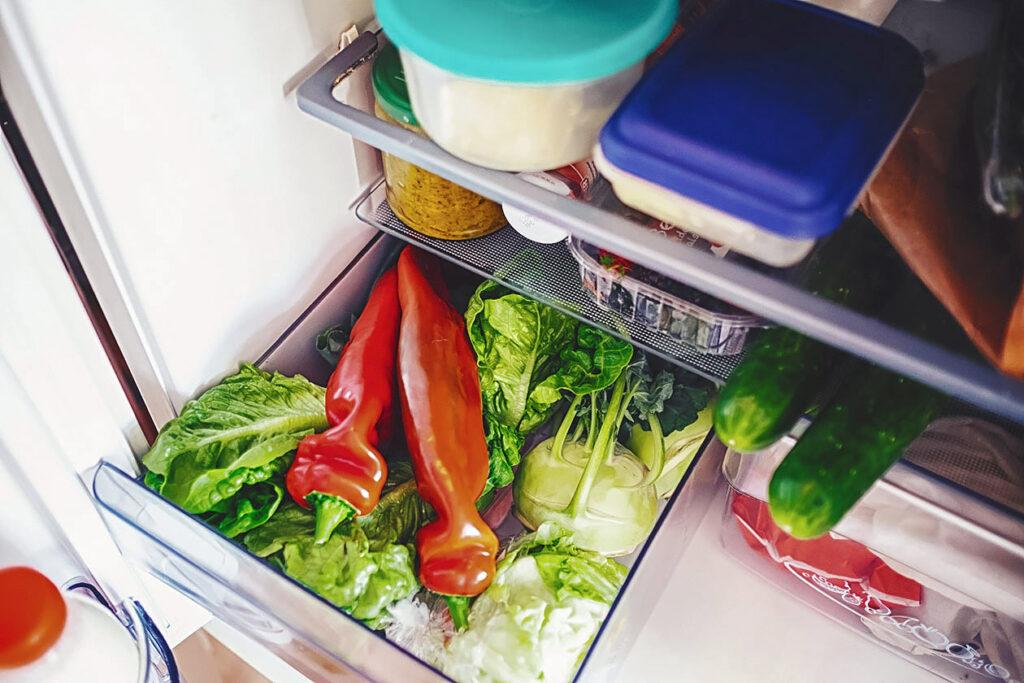 how to store kohlrabi