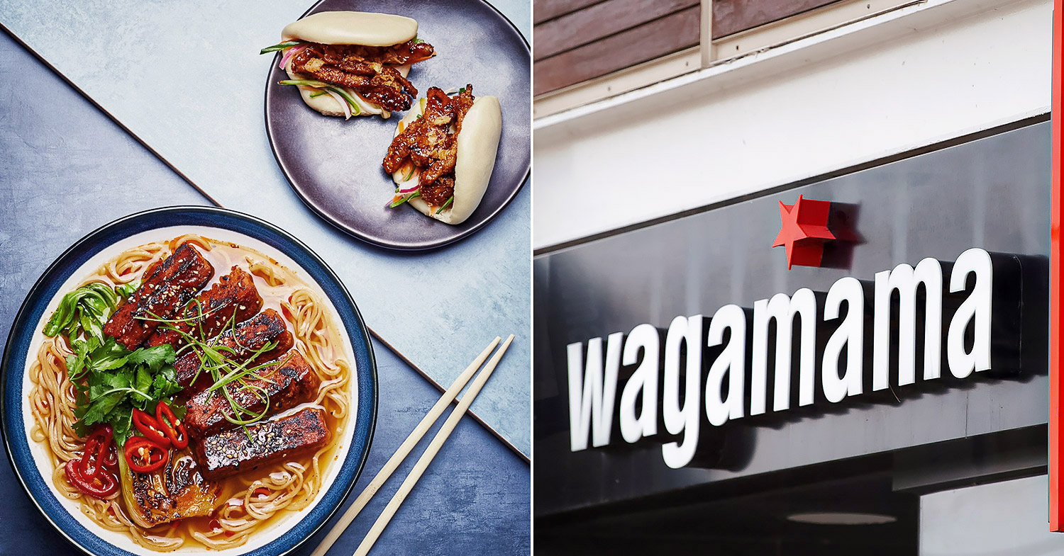 Wagamama Turns Most of Its Menu Plant-Based